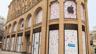 Neuer Apple Store in Köln: Apple zeigt erstes Foto