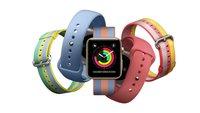 Apple Watch vielleicht schon 2018 mit microLED-Display