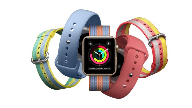 Apple Watch Series 3 soll LTE-Chip und neues Design bekommen (Update: Hinweis in HomePod-Firmware)