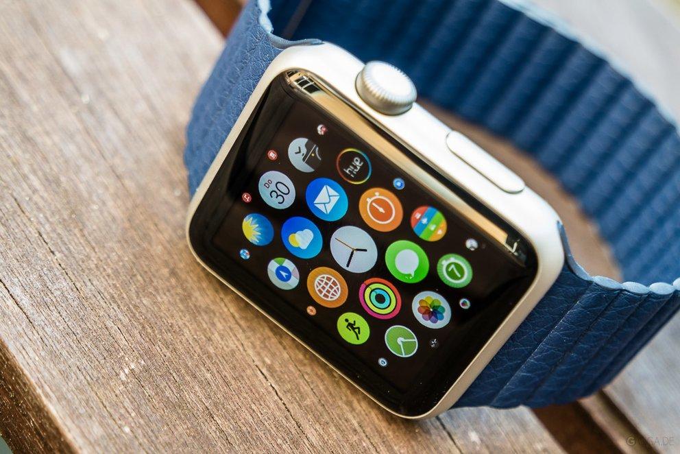 Mit Diesen Iphones Ist Die Apple Watch Kompatibel Giga