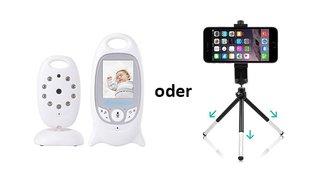 Babyphone mit Kamera: Smartphone- vs. Standalone-Modelle im Vergleich