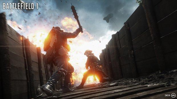 Battlefield 1: Spieler entdecken den berühmten Megalodon