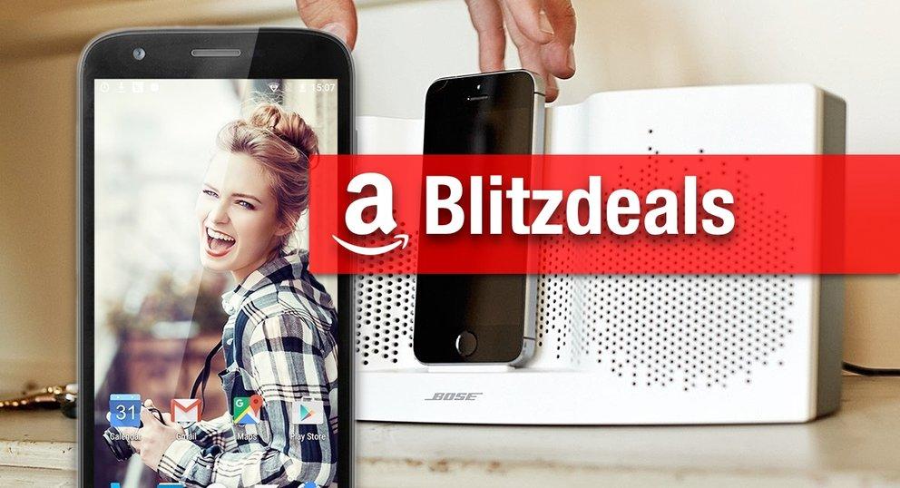 Blitzangebote: Bose SoundDock XT, MEDION LIFETAB, Ulefone U007 zum Bestpreis
