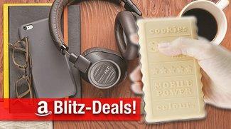 Blitzangebote: Profi Bluetooth Headset, PowerBanks in Keksform und Porsche-Design + Rabatt auf Kaffee