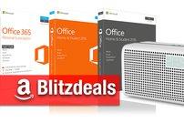 Blitzangebote: Office 2016 für Mac & PC, Office 365, AirPlay-Wecker, Logitech-Zubehör zum Bestpreis