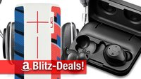 Blitzangebote & Prime Deals: wasserdichte AirPods-Alternative, UE BOOM 2, B&W P5 und mehr zum Bestpreis