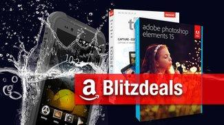 Blitzangebote & CyberSale: Photoshop Elements 15, Toast 15 Titanium, Ulefone Armor IP68 Smartphone günstiger