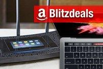 Blitzangebote & CyberSale: MacBook Pro mit Touch Bar, WLAN-AC-Router mit Touchscreen