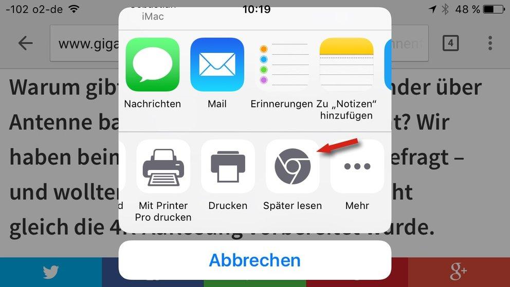 chrome-iphone-offline-lesen