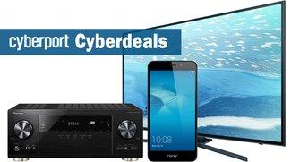 Cyberdeals: Honor 5C + 30 € Cashback, günstiger DVB-T2-HD-Receiver u.v.m.