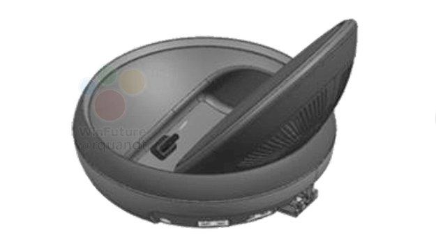 DeX Station: Im PC-Dock muss das Galaxy S8 aktiv gekühlt werden
