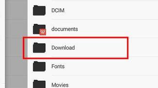 Android: Downloads löschen – so gehts