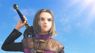Dragon Quest 11: Informationen zu Kampfsystem & Charakteren