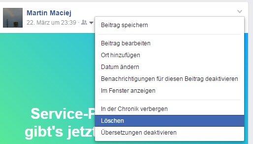 Facebook Weitere Kontakte Löschen
