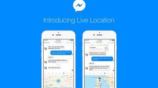 """Freunde in Echtzeit orten über den Facebook Messenger: """"Live Location""""-Feature kommt"""