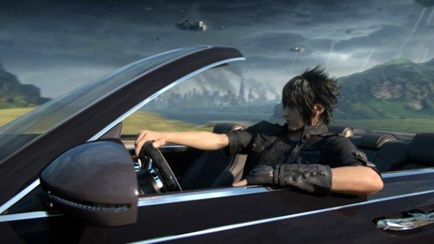 Final Fantasy 15: Hauptfigur inspiriert von Kurt Cobain