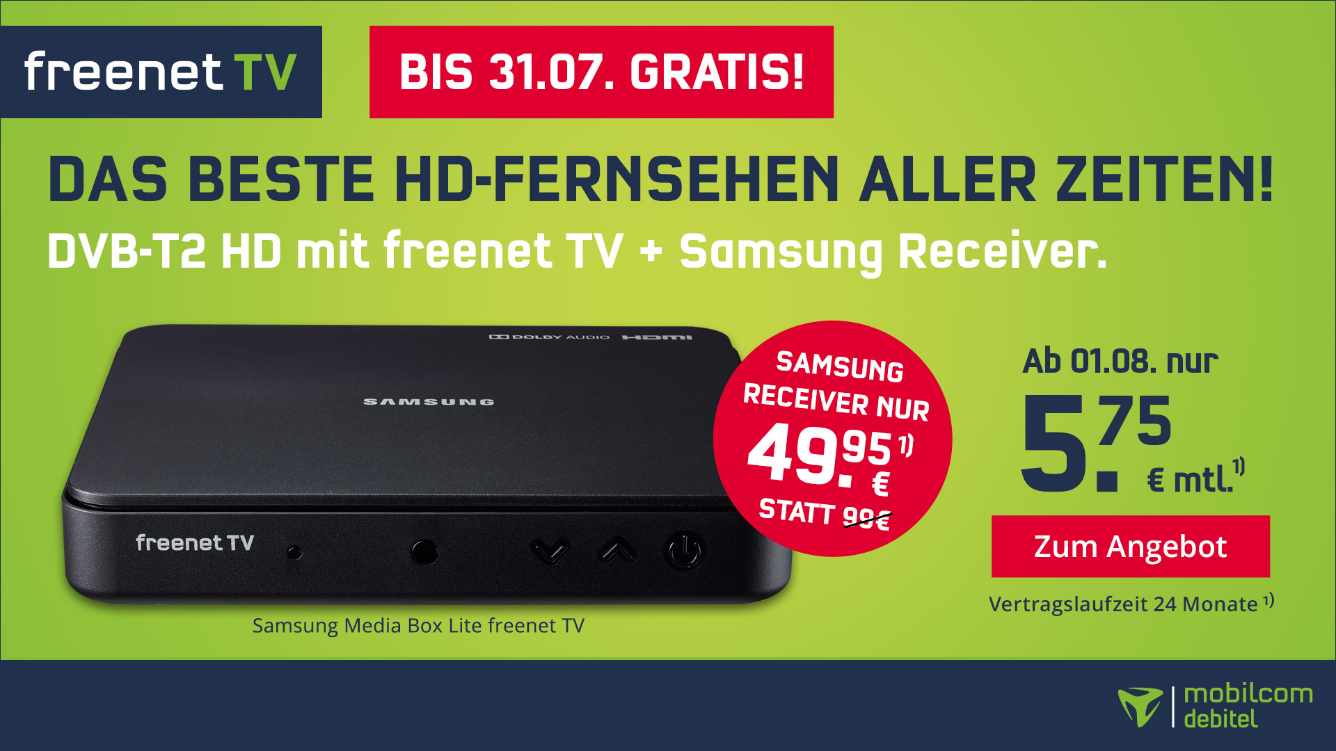 Mit Freenet Tv Kommt Full Hd Nur Noch 7 Tage Bis Zur Abschaltung