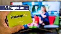 Warum wird Antennenfernsehen mit DVB-T2 HD kostenpflichtig? 3 Fragen an freenet TV