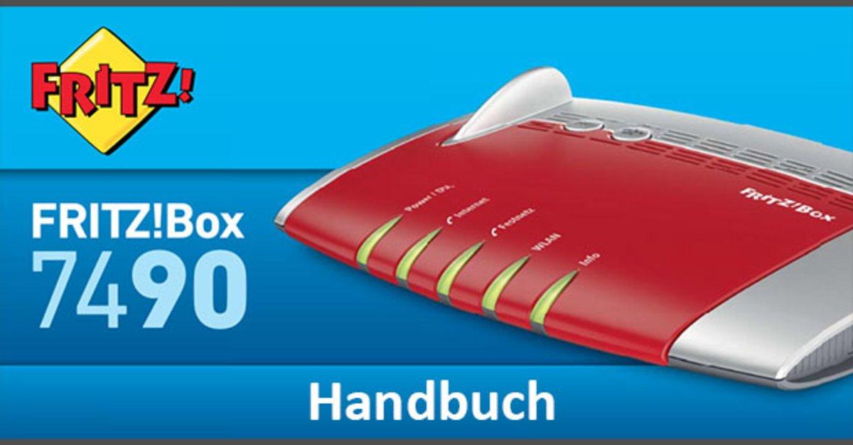 fritzbox 7490 kostenloses handbuch zum download deutsch giga. Black Bedroom Furniture Sets. Home Design Ideas