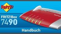 Fritzbox 7490: Kostenloses Handbuch zum Download (Deutsch)