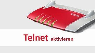 Fritzbox: Telnet aktivieren – Anleitung