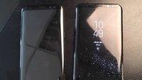 Samsung Galaxy S8 vs. Galaxy S8 Plus: Die Spitzen-Smartphones im Größenvergleich