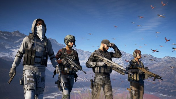 Ghost Recon Wildlands: Fünfstündige Gratisversion