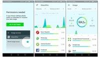 Glasswire: Tool gibt Auskunft über laufenden Datenverbrauch