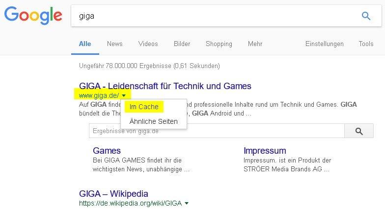 google-cache-im-cache