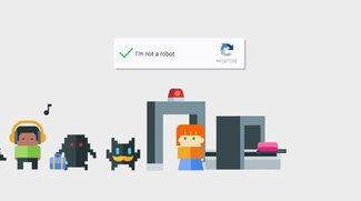 Google weiß, dass du kein Roboter bist – ab jetzt auch ohne Häkchen