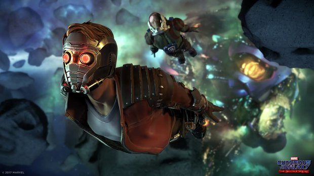 Guardians of the Galaxy: Launch-Trailer stimmt auf erste Episode ein