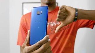 Kauft es nicht: YouTube-Star MKBHD disst das HTC U Ultra