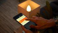 Philips Hue wird romantisch: Neue E14-Kerzenlampen vorgestellt