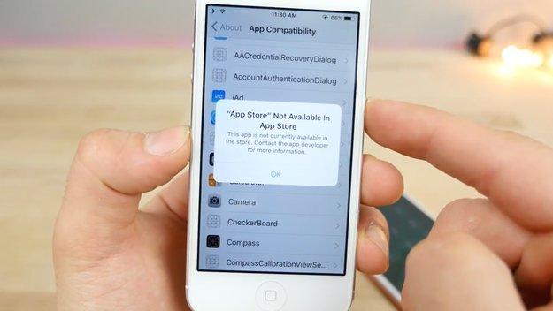 iOS 10.3: Apple zieht Update für iPhone 5/5c zurück