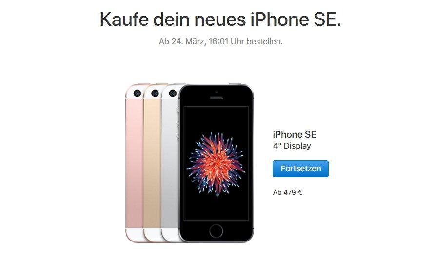iPhone-SE-32-128-vorbestellung