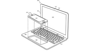 Apple: Patent zeigt MacBook-iPhone-Hybrid