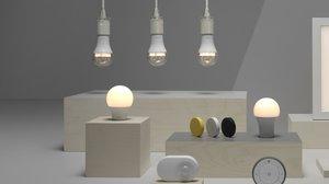 Ikea Trådfri: Smarte Lampen nun auch in Farbe