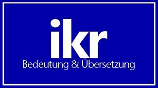 """Was heißt """"ikr""""? Bedeutung & Übersetzung der Abkürzung"""