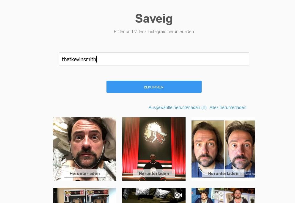 9335581bb7d3 So könnt ihr die Instagram-Bilder direkt auf die Festplatte downloaden.
