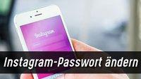 Instagram-Passwort ändern – iPhone, Android & Browser!