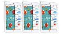 iPad Pro, iPad Air 2 und iPad 2017 im Vergleich: Besser ein altes Modell wählen?