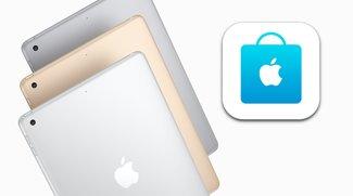iPad 9,7 Zoll kaufen: Günstiges Apple-Tablet ab heute erhältlich