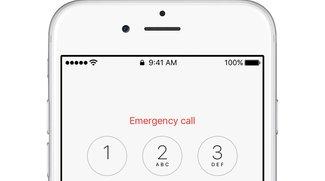 """Massives Sicherheitsrisiko: Hacker sorgt """"versehentlich"""" für Notrufe durch iPhones"""