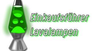 Lavalampe kaufen: Modelle, Hersteller und Preise
