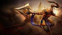 League of Legends: Wütender Spieler rammt Kopf in Bildschirm