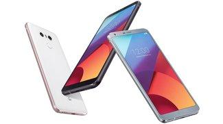LG G6: Die Akkulaufzeit auf dem Prüfstand