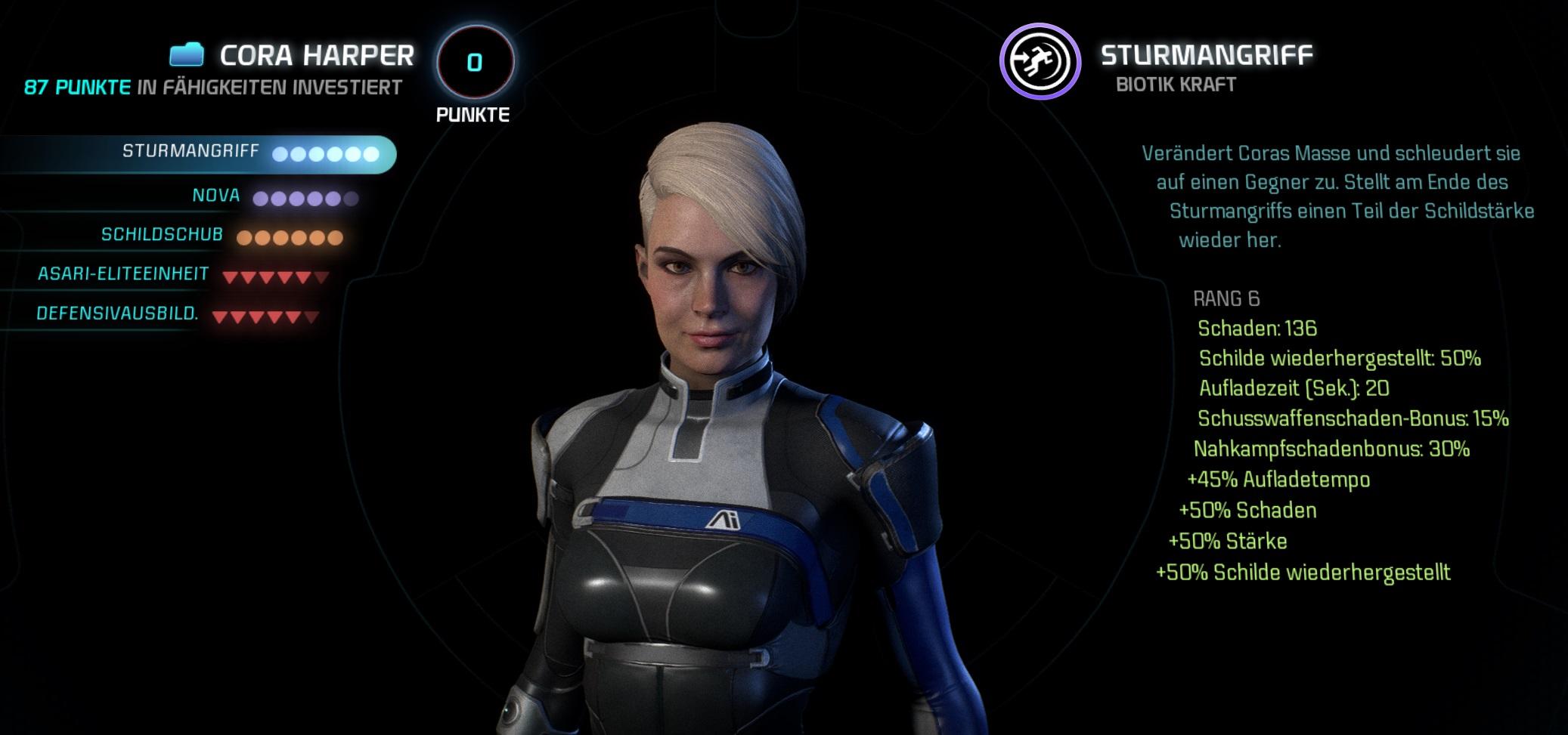 Mass Effect Andromeda Begleiter Freischalten Und Kampfstil