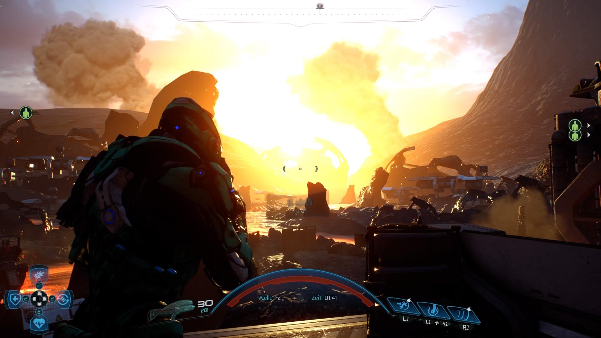 Infiltrator Builds Mass Effect