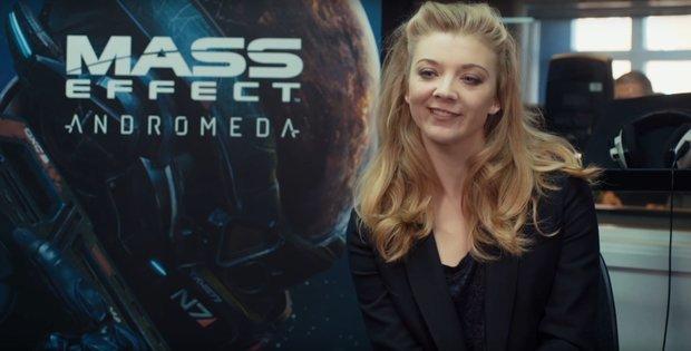 Mass Effect - Andromeda: Synchronsprecher vom Weltraumspektakel