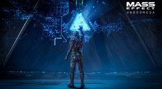 Mass Effect - Andromeda: Launch-Trailer und Patch 1.04 veröffentlicht
